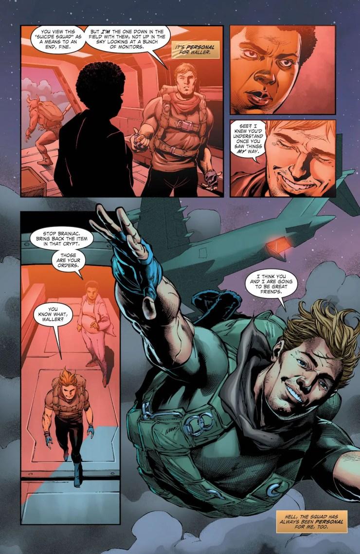 DC Preview: Suicide Squad 2021 Annual #1