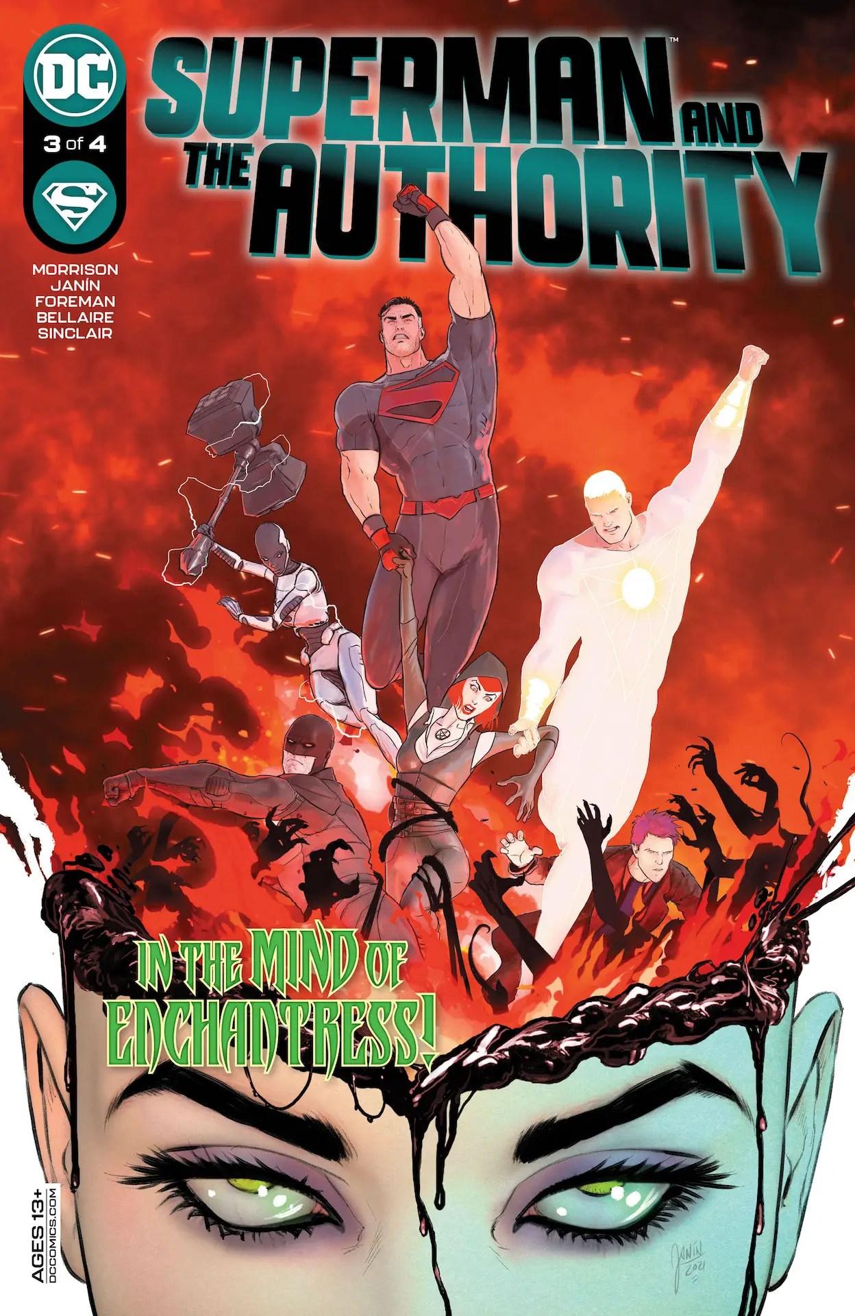 DC Preview: Future State #5: Gotham • AIPT