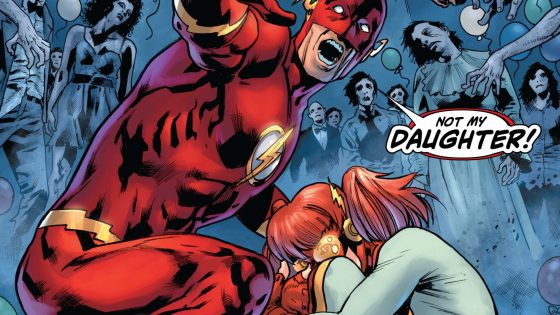 DC Preview: The Flash #774