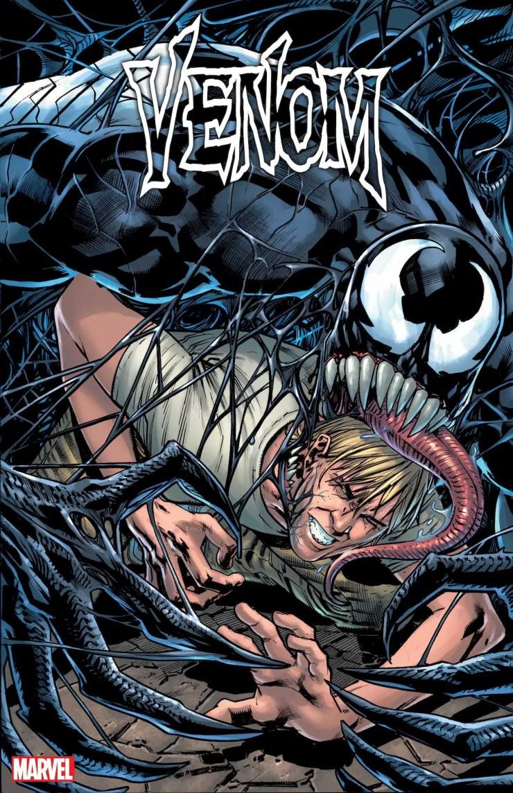 Marvel teases 'Venom' #3 out December 2021