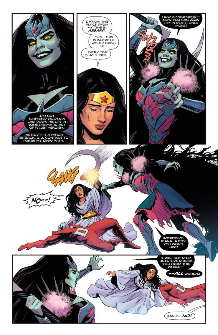DC Preview: Wonder Woman #779