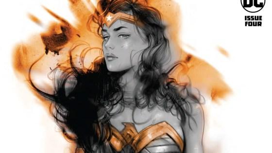 'Wonder Woman: Black & Gold' #4 review