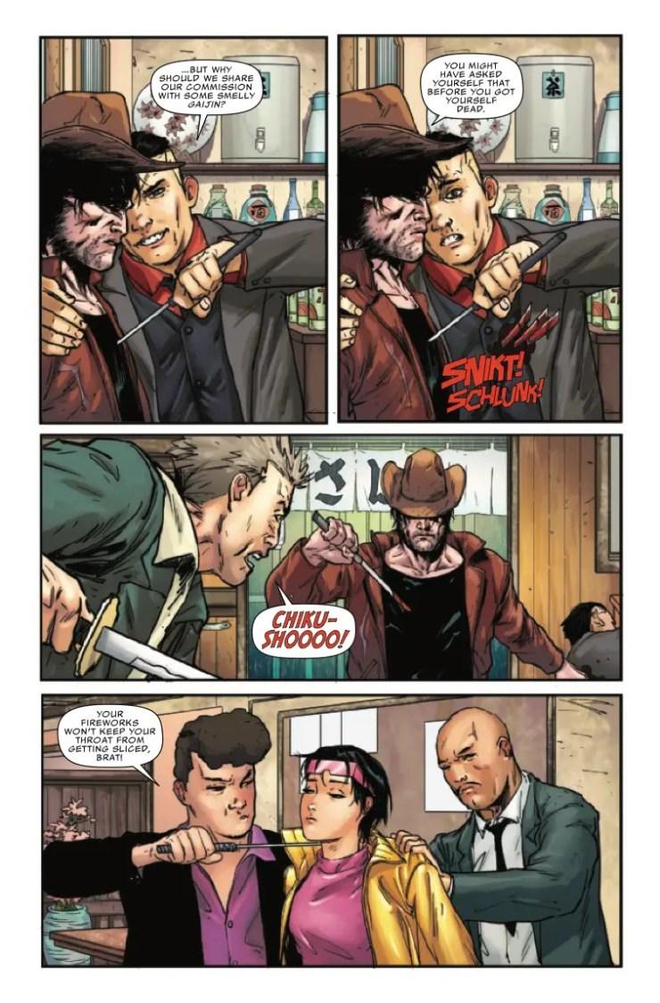Marvel Preview: X-Men Legends #7