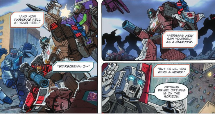 Transformers: Shattered Glass #2