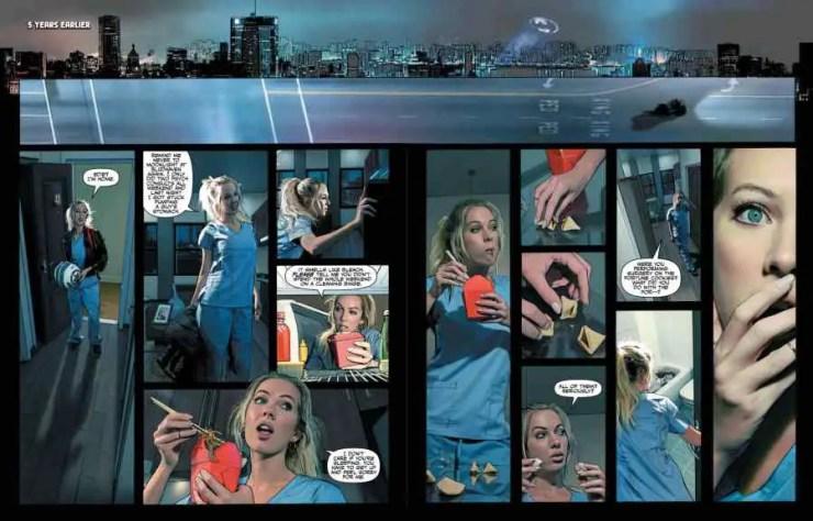 Kami Garcia breaks down the art, story of 'Joker/Harley: Criminal Sanity'