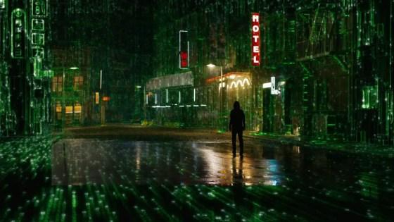 Watch 'The Matrix Resurrections' official trailer