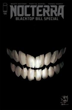Image Comics announces 'Nocterra Special: Blacktop Bill' for December 22 release