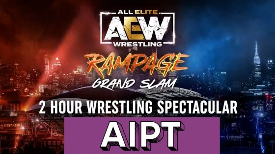 AEW Rampage Grand Slam (Video)Review: A Live Fan's Perspective