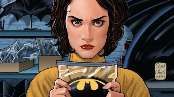 'Batman '89' #3 believes in Harvey Dent