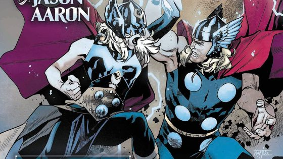 Thor by Jason Aaron: The Complete Collection Vol. 4