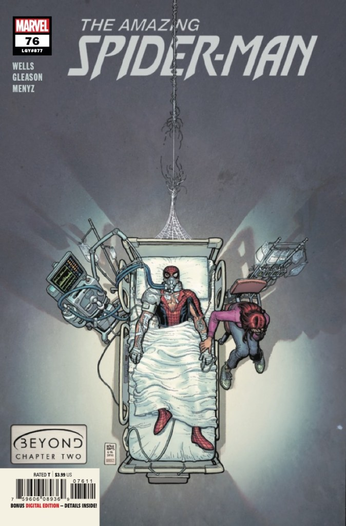 Marvel Preview: Amazing Spider-Man #76