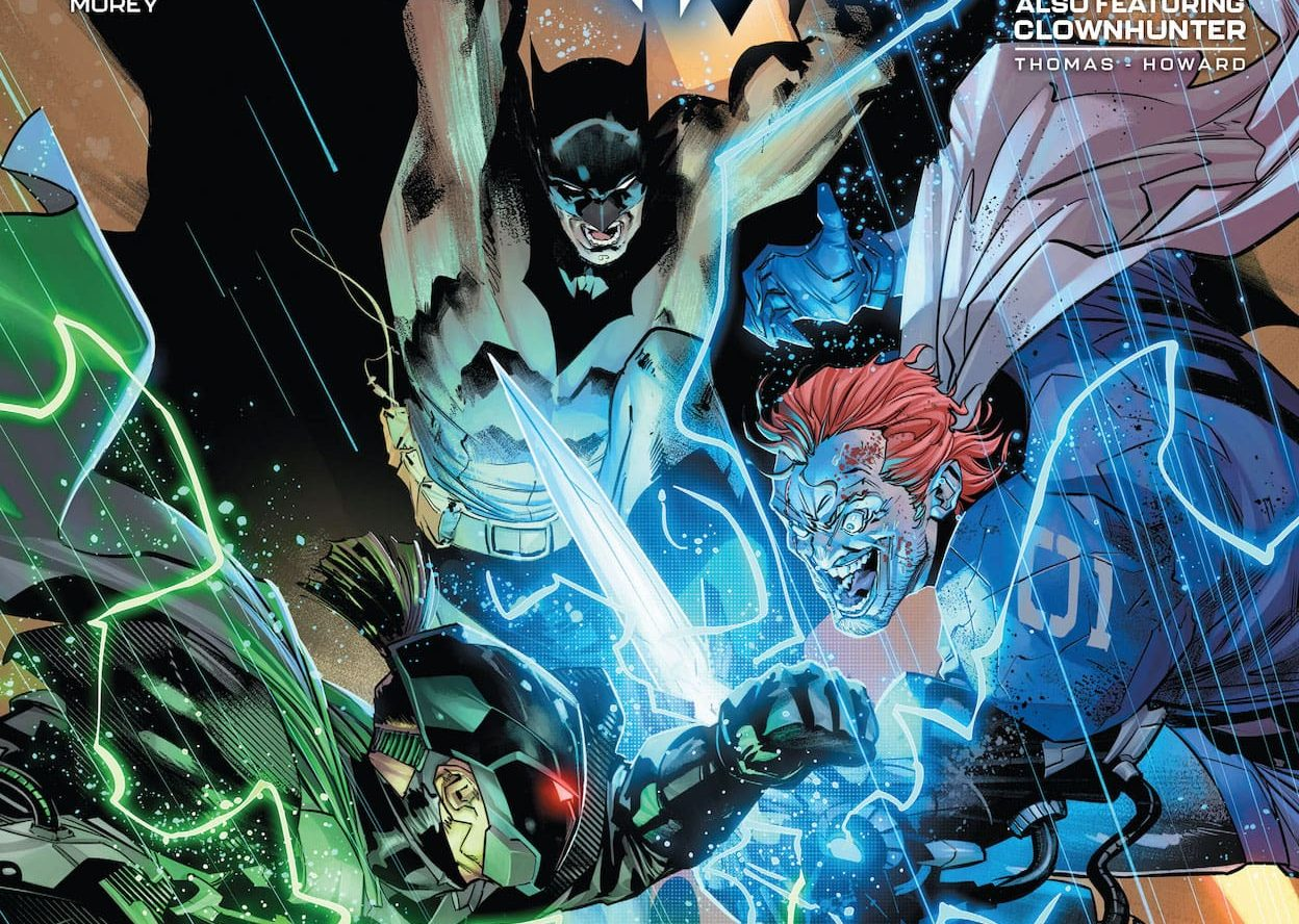 In 'Batman' #114, 'Fear State' drones on