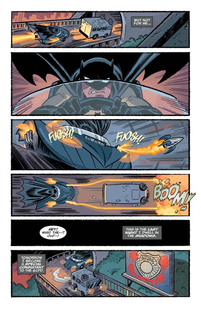 DC Preview: Batman The Audio Adventures Special #1