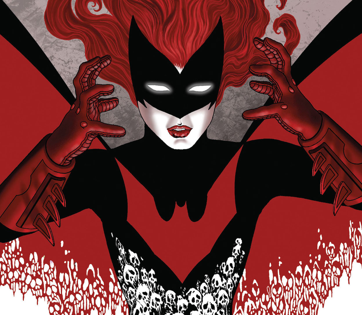 'Batman: Urban Legends' #8 features an eclectic mix of characters