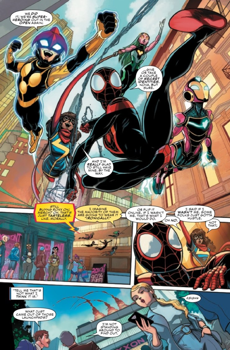 Marvel Preview: Champions #10