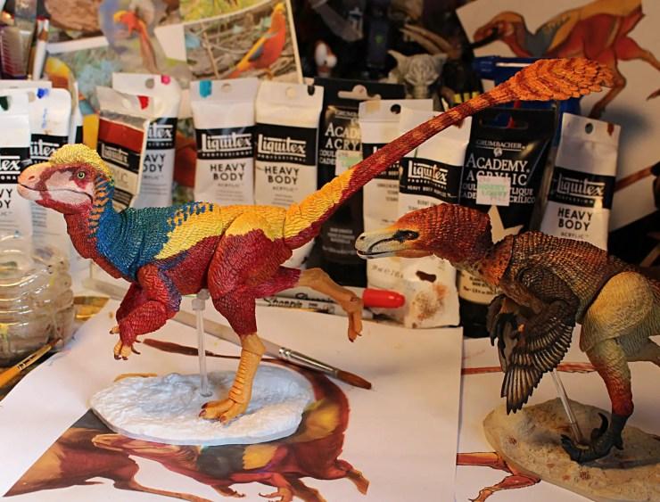 Kickstarter Alert: Beasts of the Mesozoic Tyrannosaur series with designer David Silva