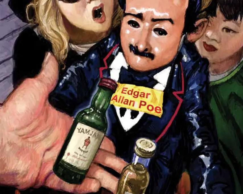 'Edgar Allan Poe's Snifter of Death' #1 Review