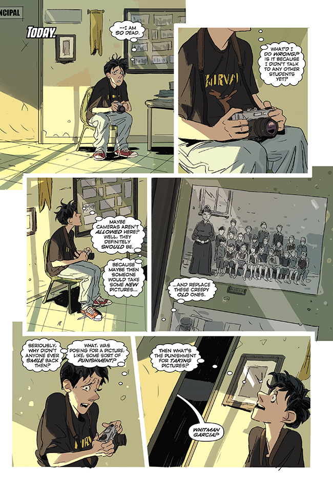 AfterShock First Look: Fearbook Club OGN