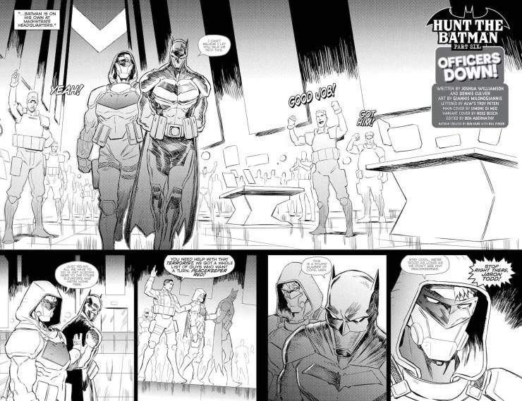 DC Preview: Future State Gotham #6