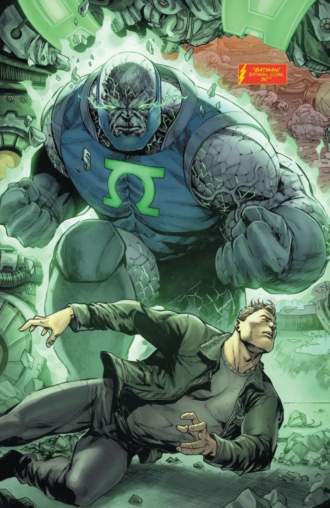 DC Preview: Justice League Last Ride #6