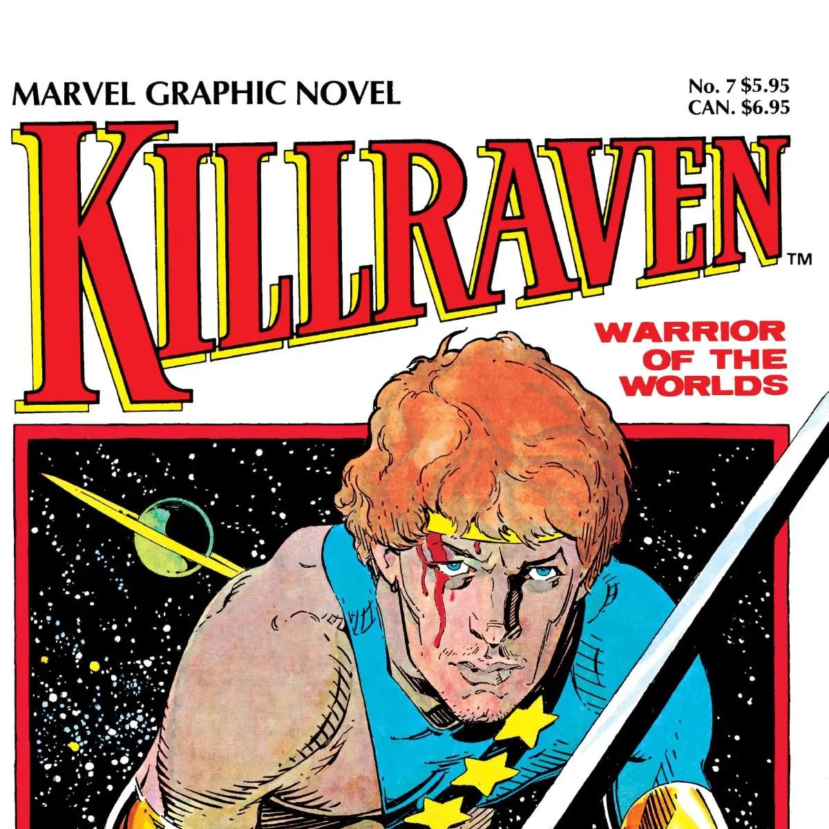 Killraven Epic Collection Header
