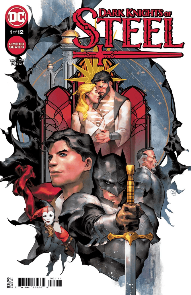 DC First Look: Knights of Steel #1