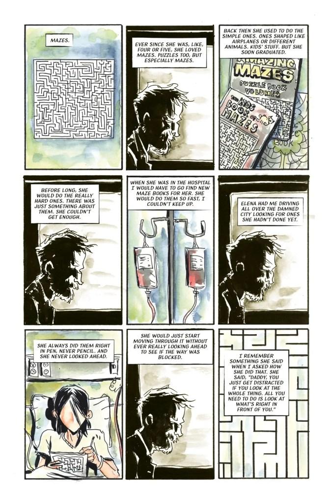 EXCLUSIVE Dark Horse Preview: Mazebook #2