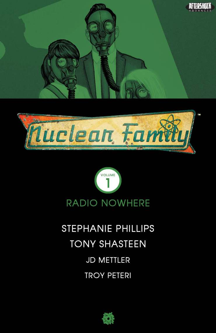 EXCLUSIVE AfterShock Preview: Nuclear Family TPB