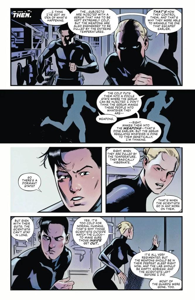 DC Comics: Pennyworth #3