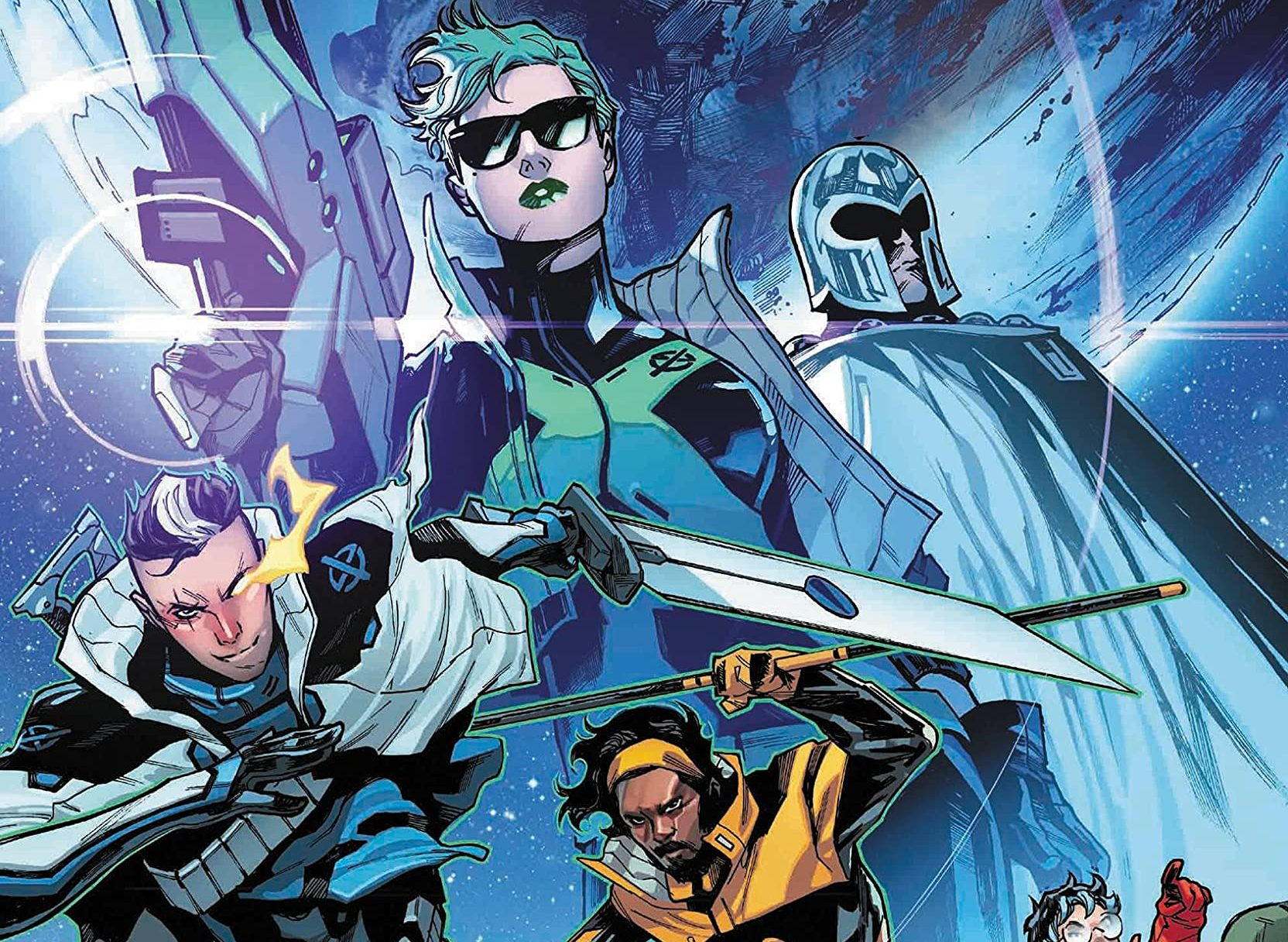 'S.W.O.R.D. by Al Ewing' Vol. 1 is the best X-book since 'House of X/Powers of X'