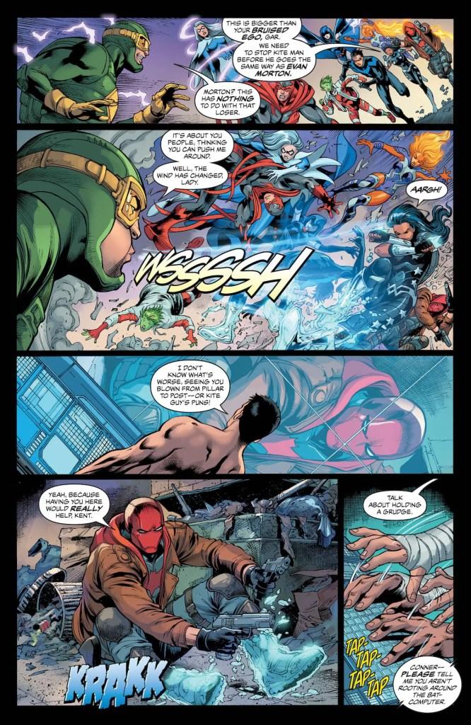 DC Preview: Titans United #2
