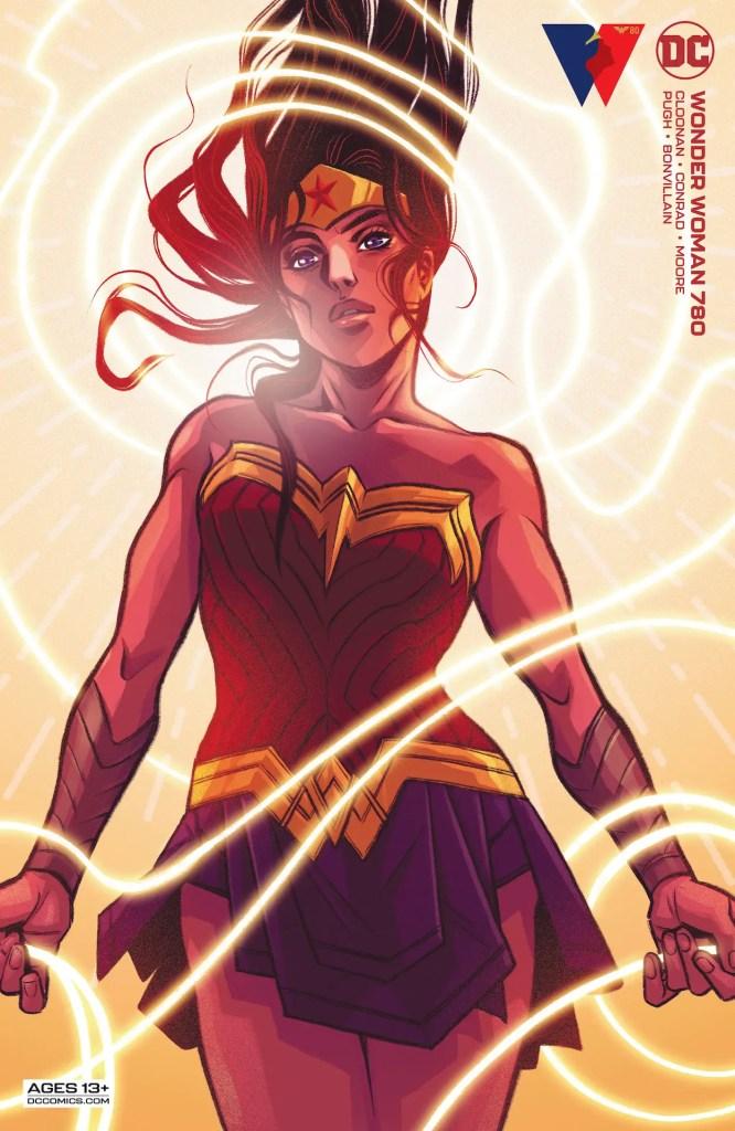 DC Preview: Wonder Woman Vol 5 #780