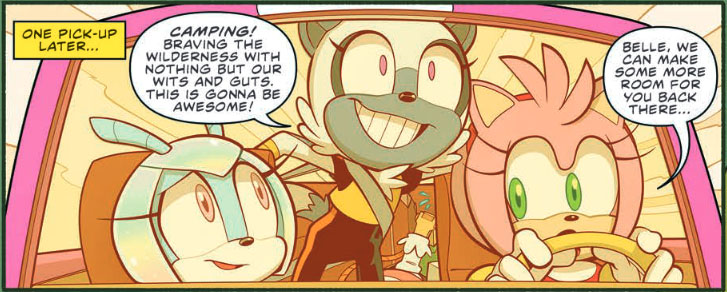 Sonic the Hedgehog #45