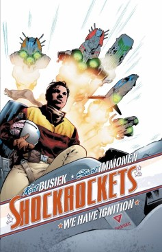 Image dishes out details on Kurt Busiek Universe for 2022