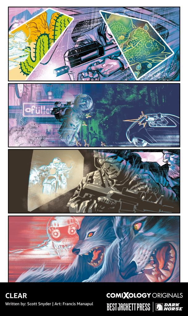 'Clear' #1 review
