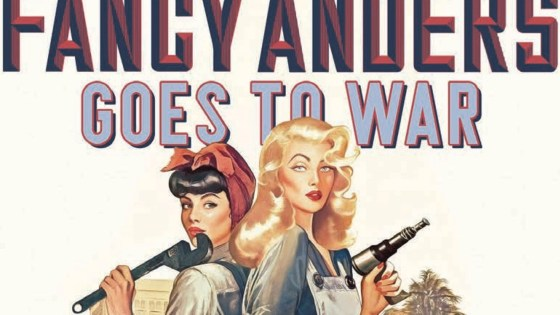 Max Allan Collins marries crime and history in 'Fancy Anders Goes to War'