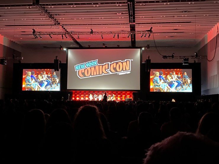 NYCC '21: Cast of 'The Boys' sheds light on series' craziest moments