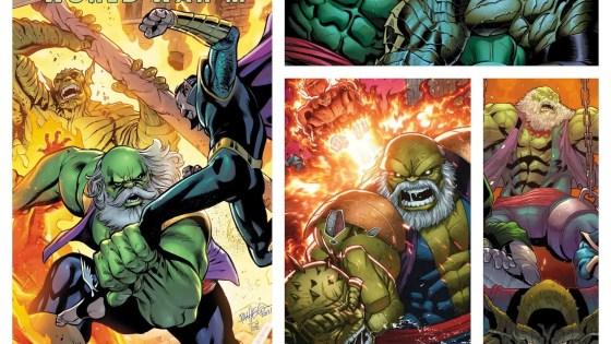 EXCLUSIVE Marvel First Look: Maestro: World War M #1