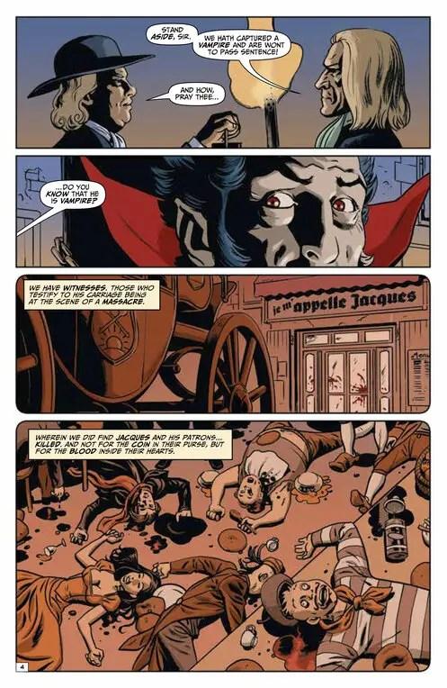Edgar Allan Poe's Snifter of Death #1