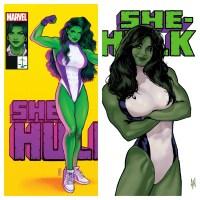 'She-Hulk' gets ongoing series January 2022 by Rainbow Rowell & Rogê Antônio