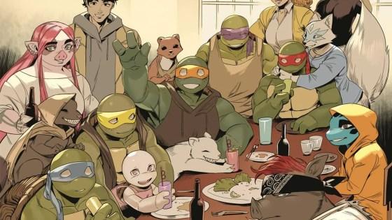 'Teenage Mutant Ninja Turtles' #122 review