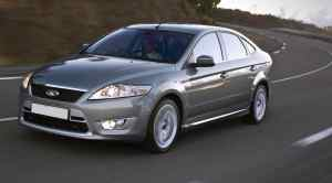 air cabs slider - 2010 Ford Mondeo