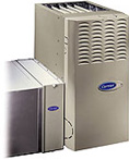 Central Electric and Gas fired Heaters