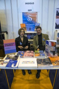 inSiglo au salon du livre Paris 2016 2
