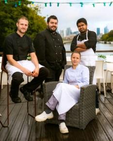 Aqua Restaurant - Suresnes - W