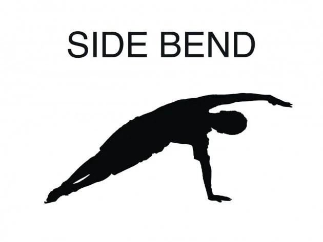 side-bend