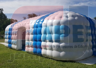 Carpa Inflable 4m x 8m