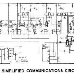 Mass Airflow Receiver Circuit Can Bus Wiring Diagram Gmb 39s List Of Air Ministry Equipment Numbers