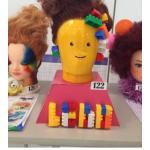 LEGOウイッグの人。