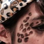 女豹創ってた。